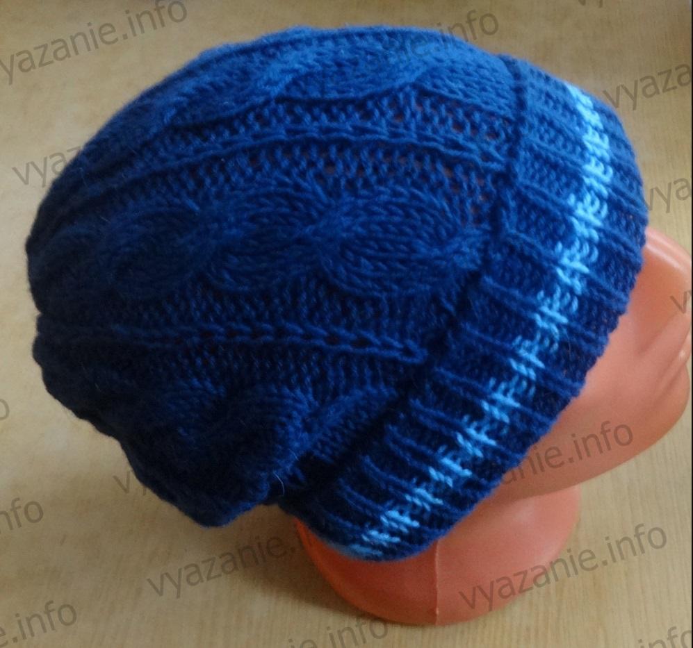 шапка мужская бини фото