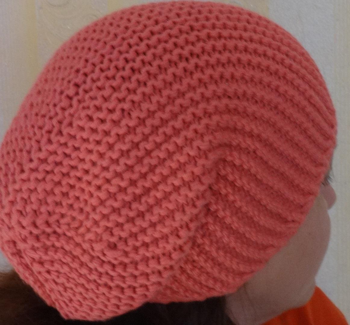 сколько нужно пряжи на шапку бини спицами
