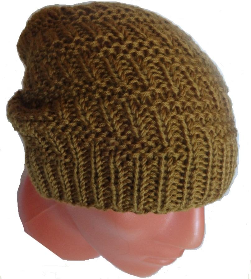 пряжа для шапки бини спицами