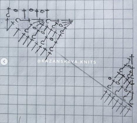 купальник крючком 13 вариантов схемы мк все о вязании