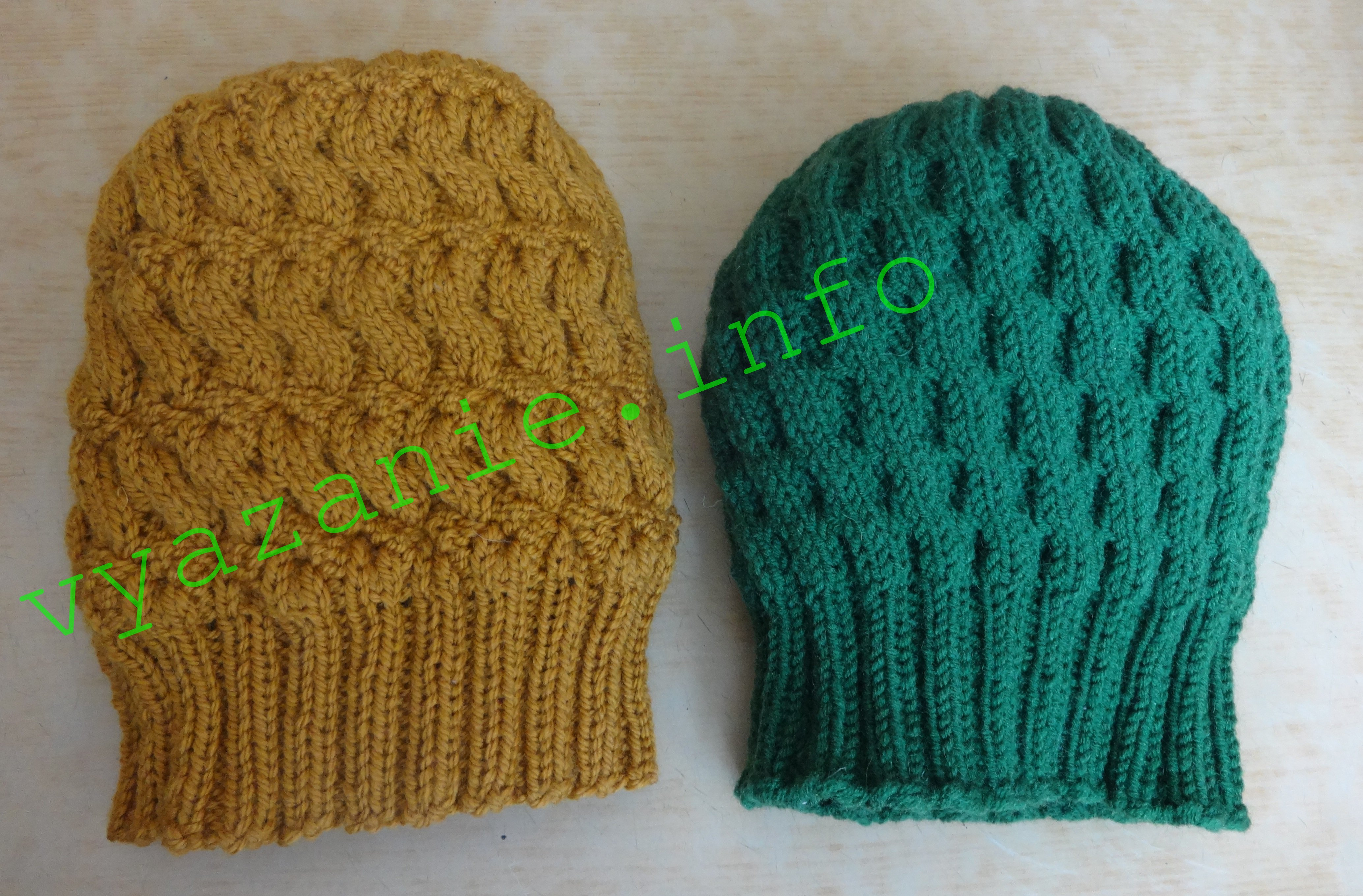 шапки бини женские
