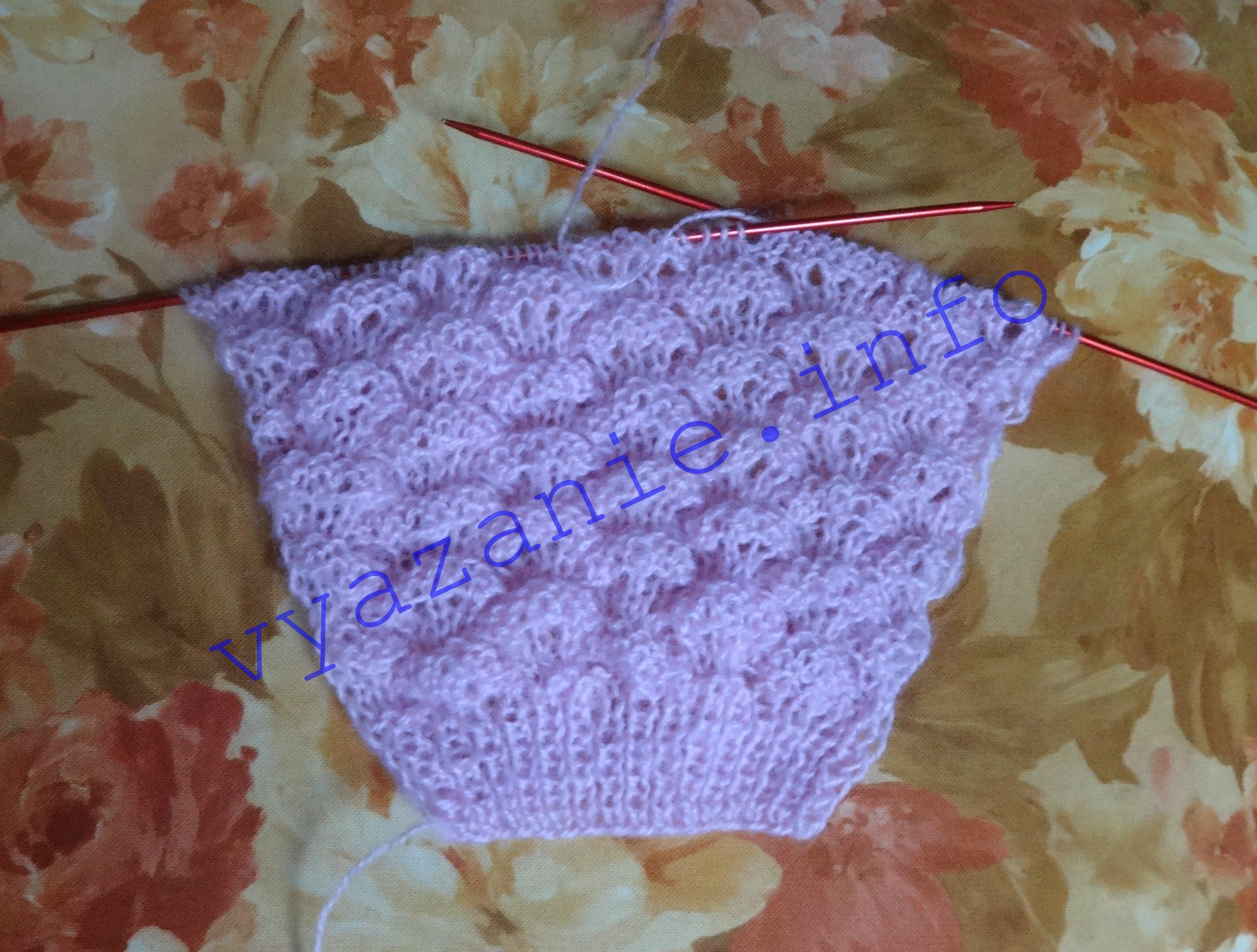 кофточка спицами для девочек три варианта все о вязании
