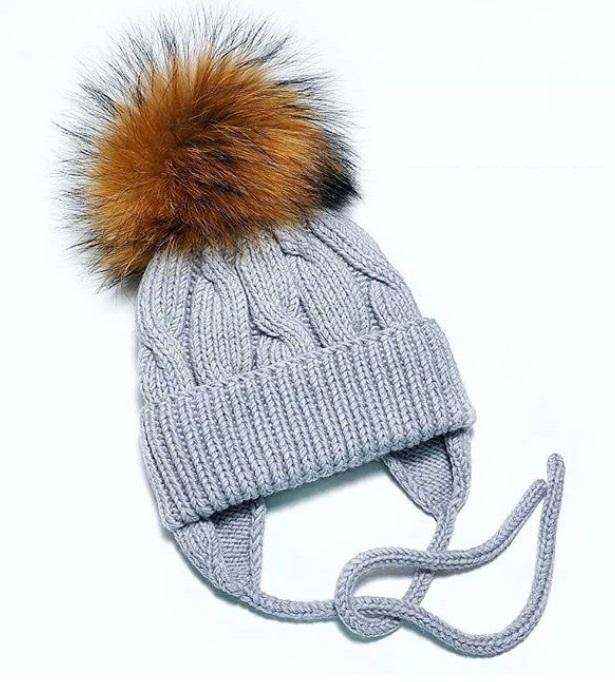 детская шапка с ушками описание вяжем спицами все о вязании