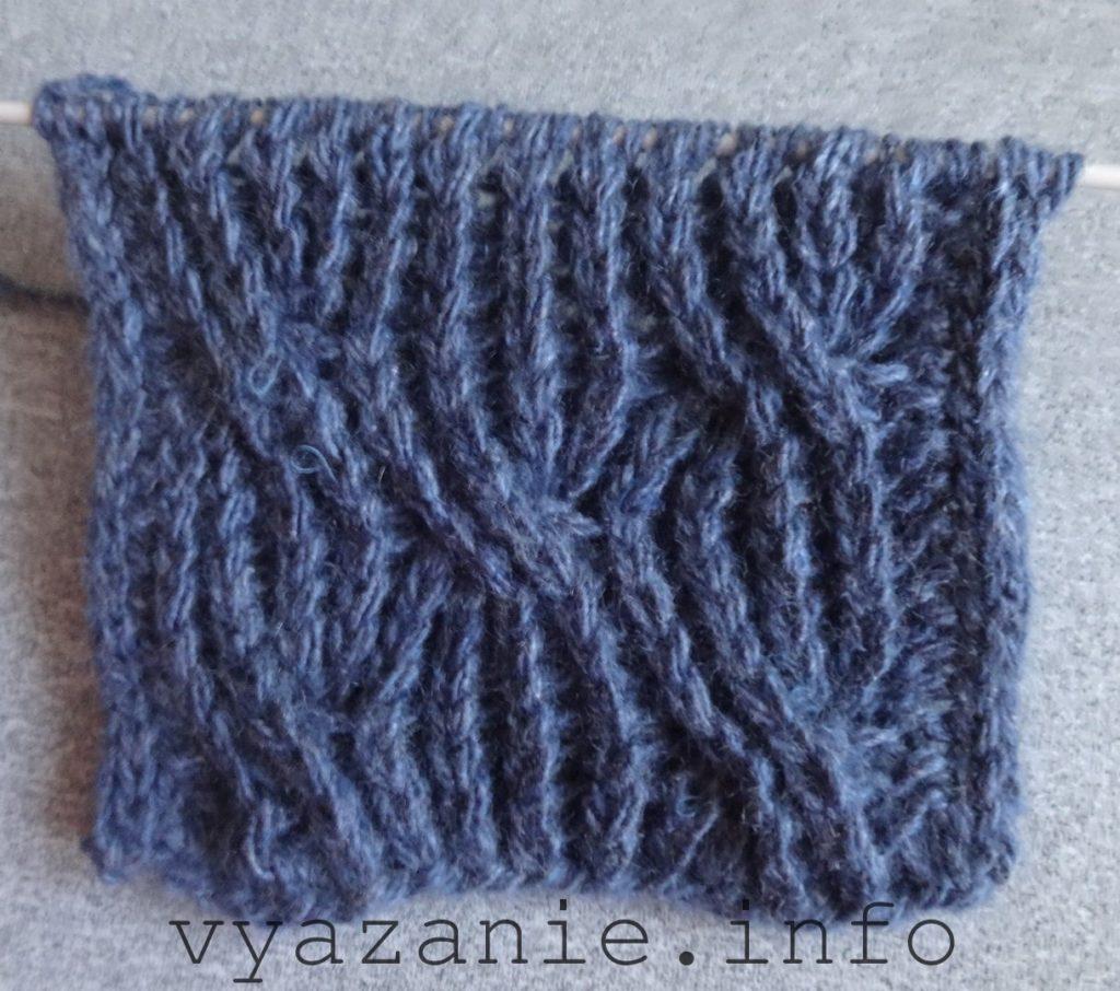 как связать шарф спицами различные варианты все о вязании