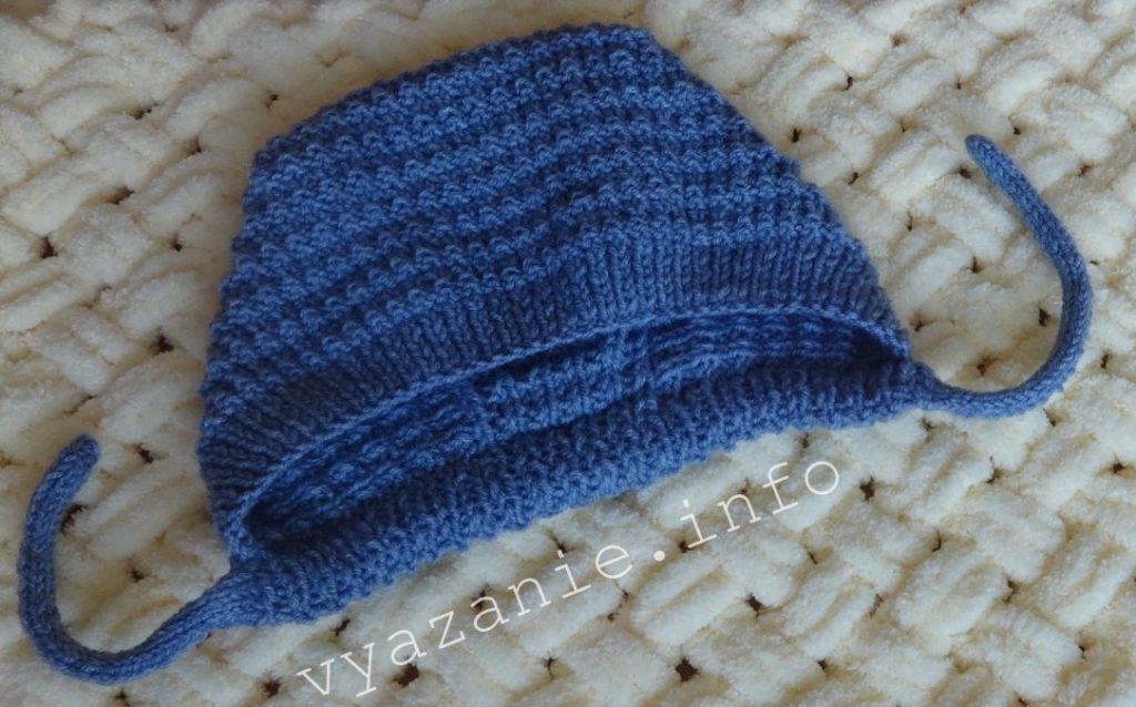 детские шапочки крючком и спицами все о вязании