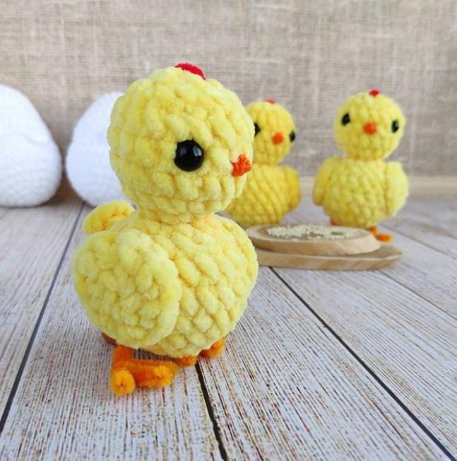 подарок на Пасху цыплёнок