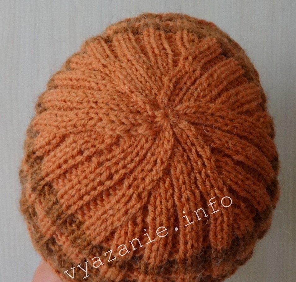 шапка резинкой фото