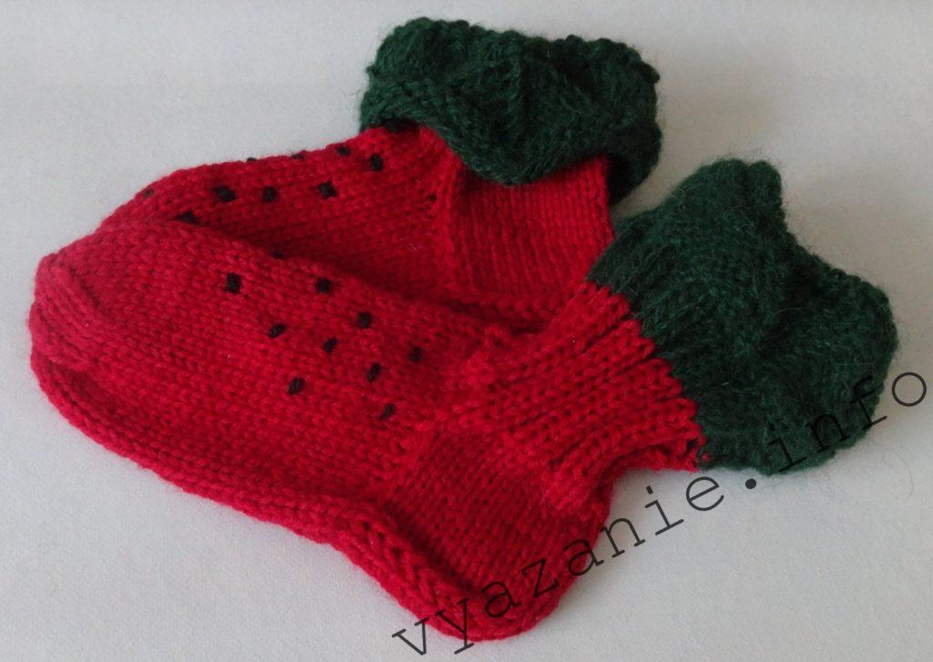 носки ягодки фото