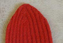 шапка кустошка резинкой