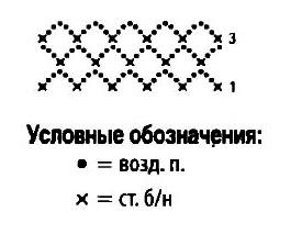 схема крючок