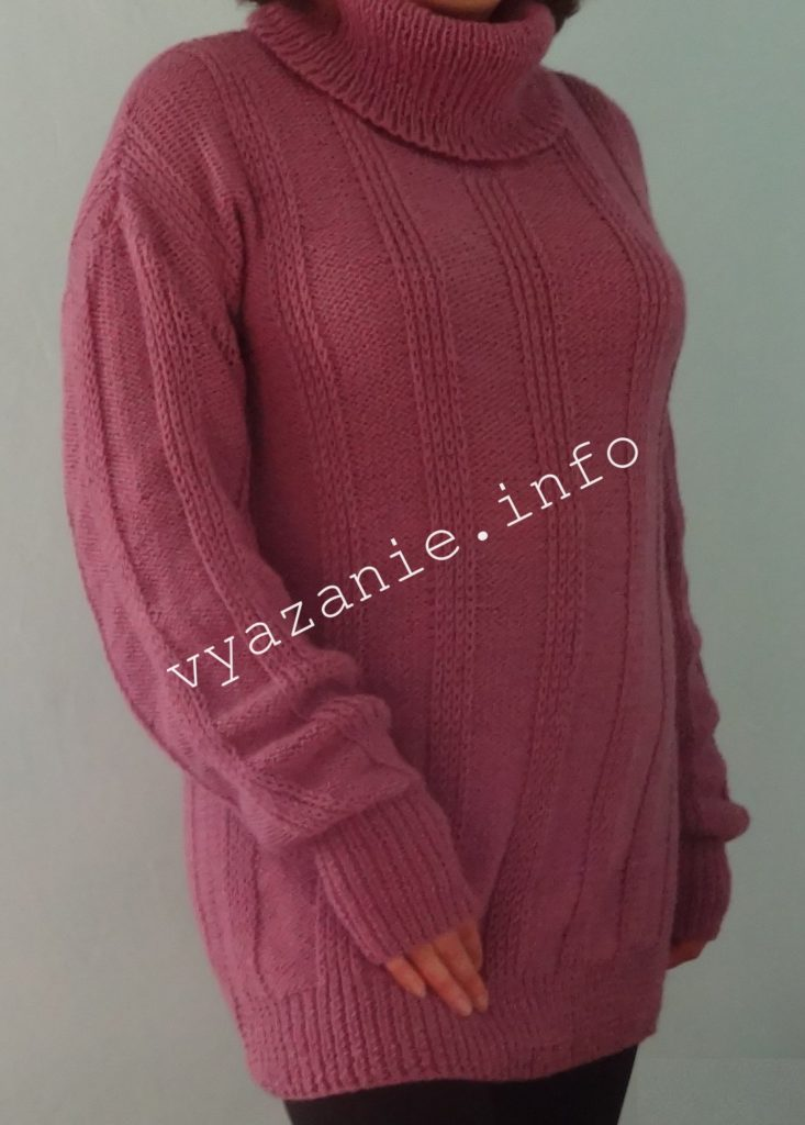 свитер оверсайз фото