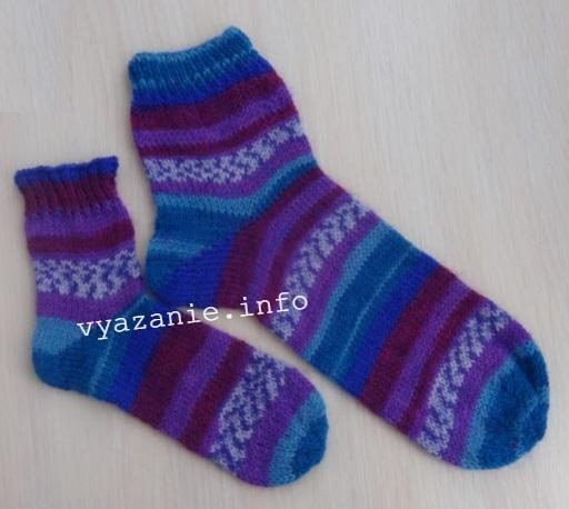 шерстяные носки